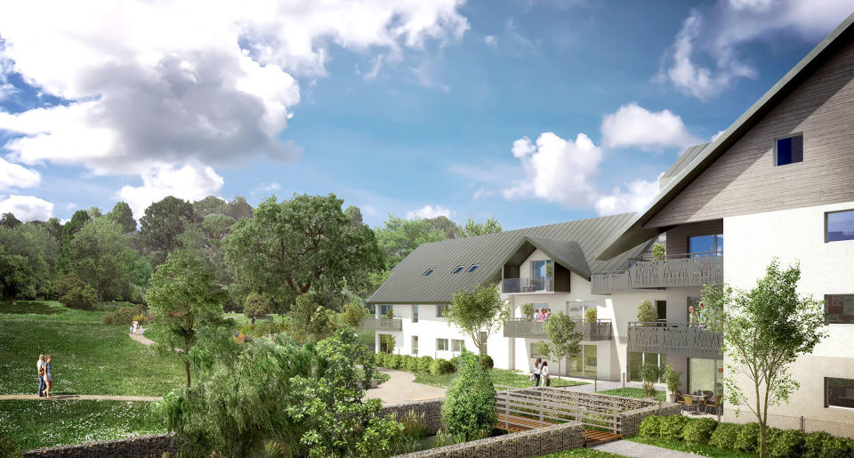 Programme immobilier neuf DOMAINE MANCINI