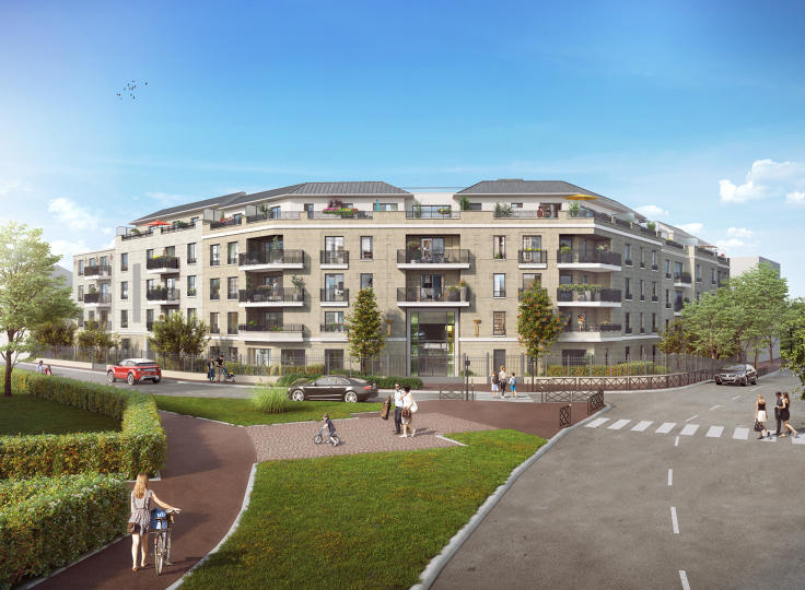 Programme immobilier neuf IMPRESSIONNIST