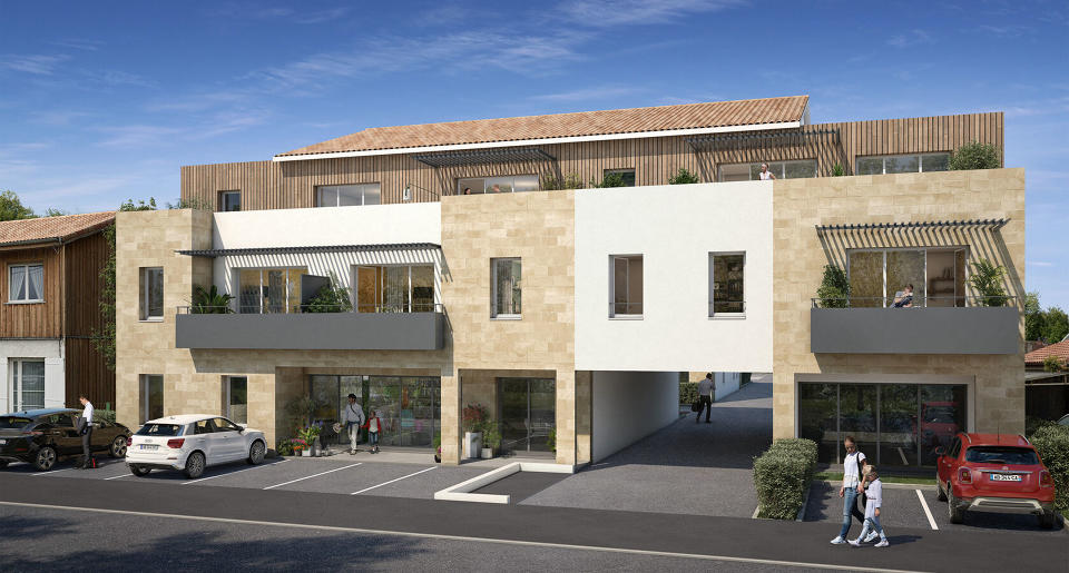 Programme immobilier neuf COEUR CARIGNAN