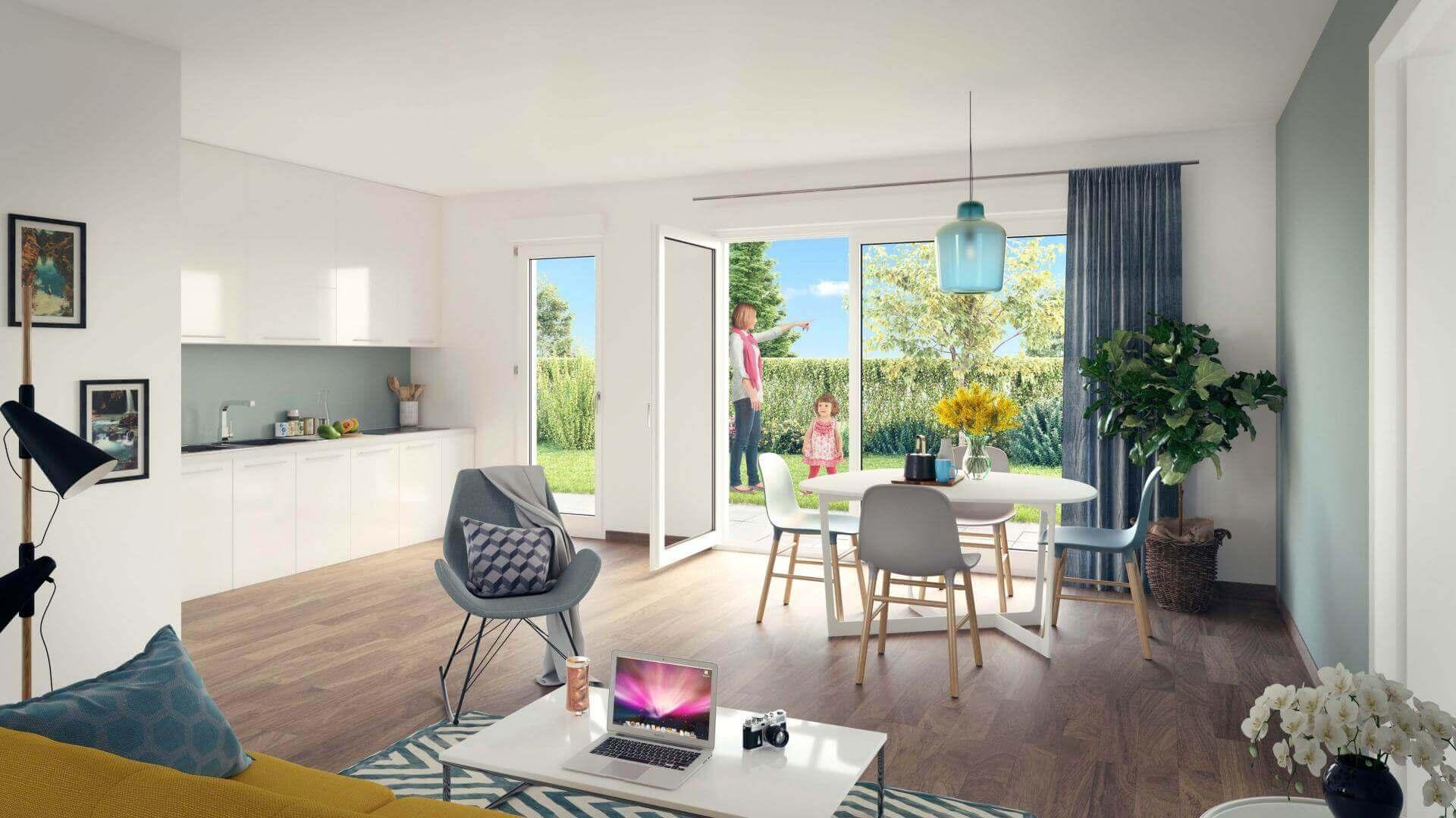 Programme immobilier neuf Le Domaine de Flore