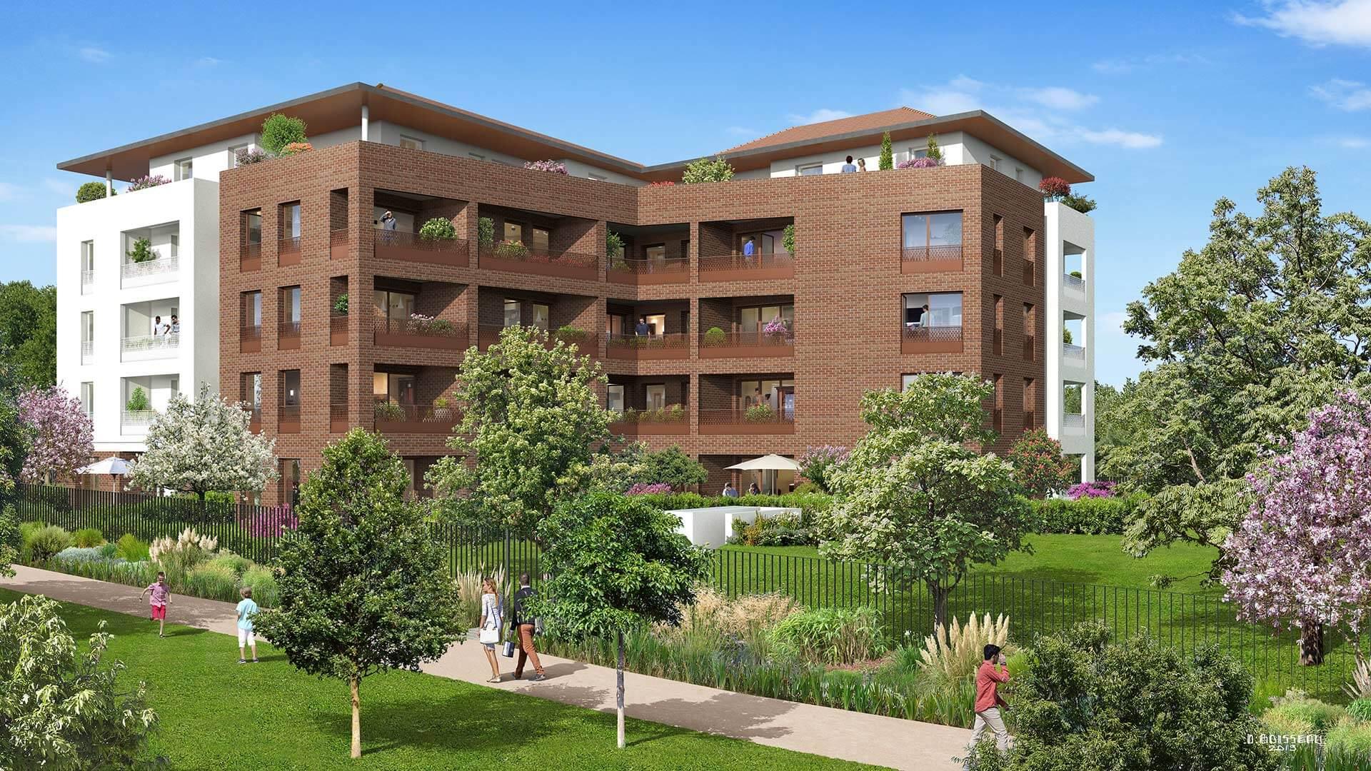 Programme immobilier neuf Les Apparts – Côté Sud