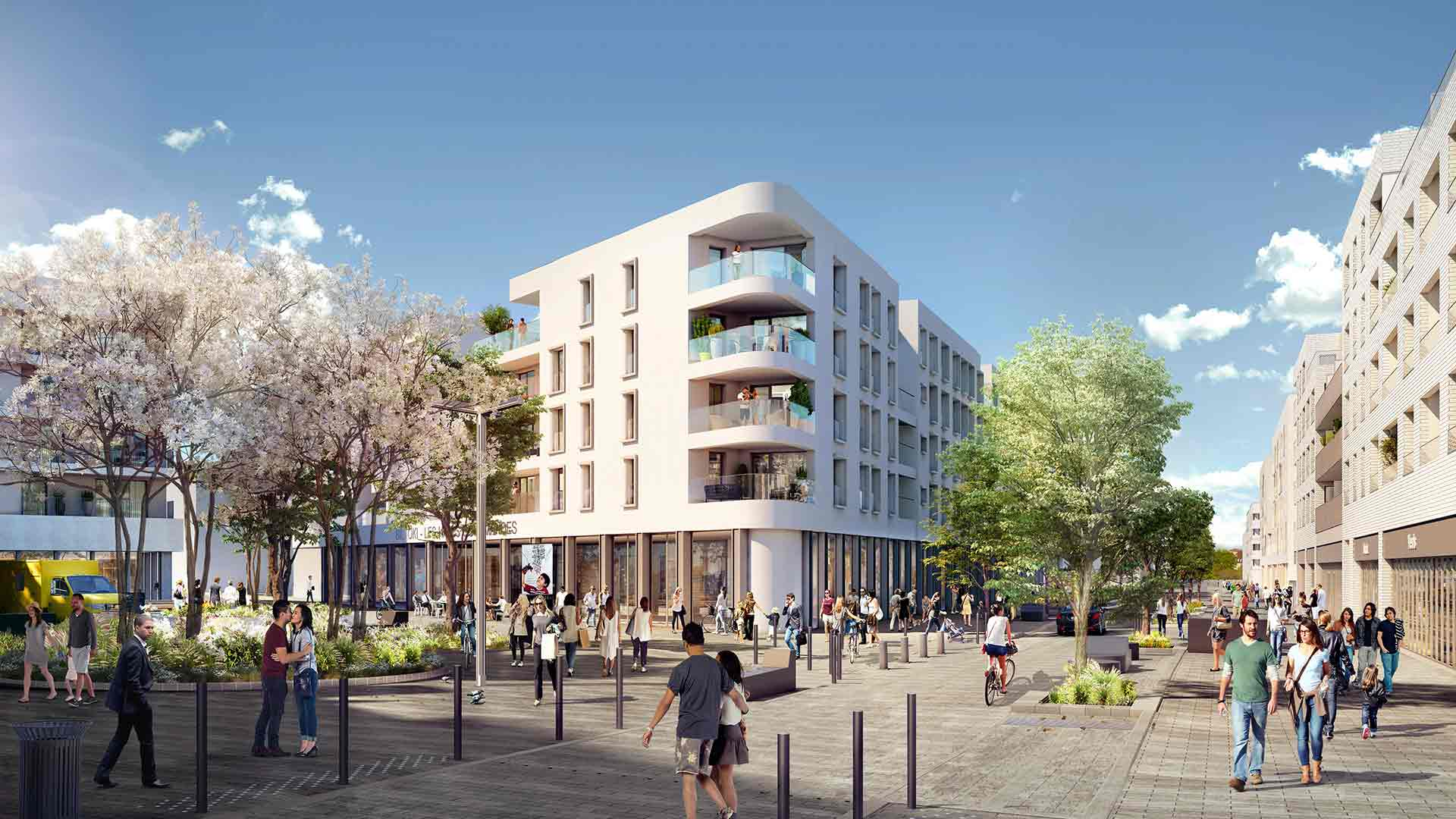 Programme immobilier neuf Canopée