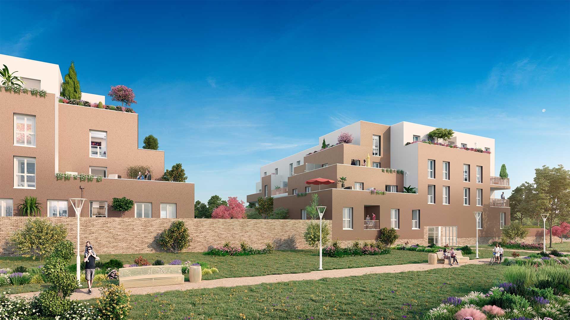 Programme immobilier neuf Naturéva