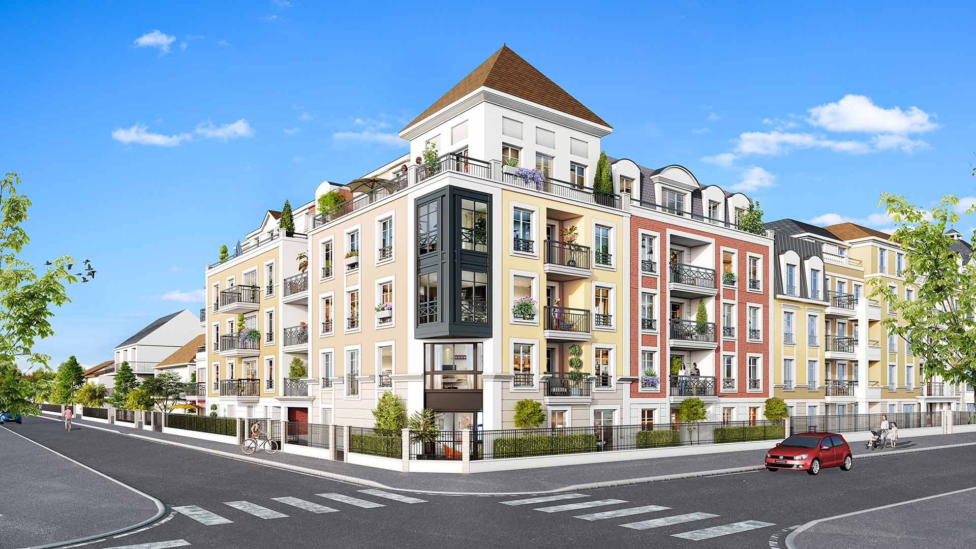 Programme immobilier neuf Villa Delley