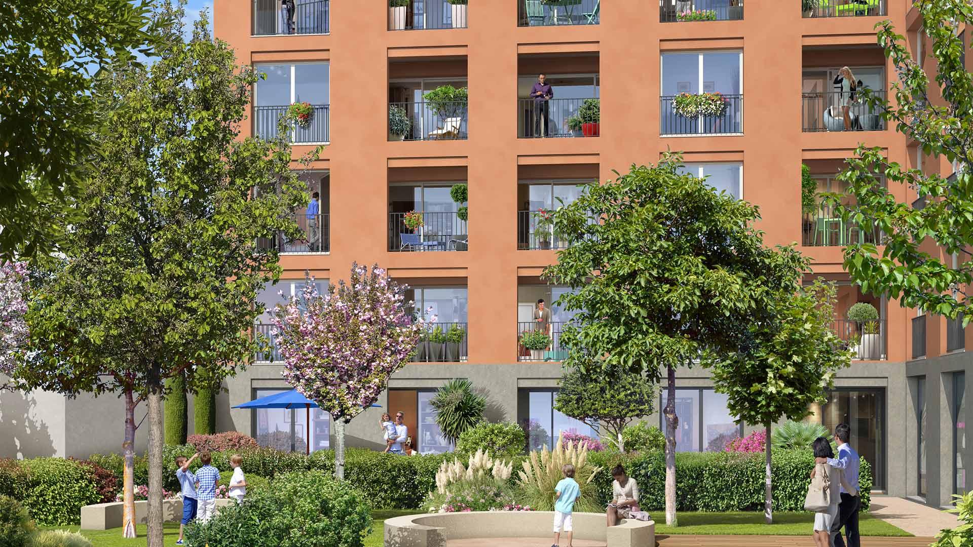 Programme immobilier neuf En Aparté
