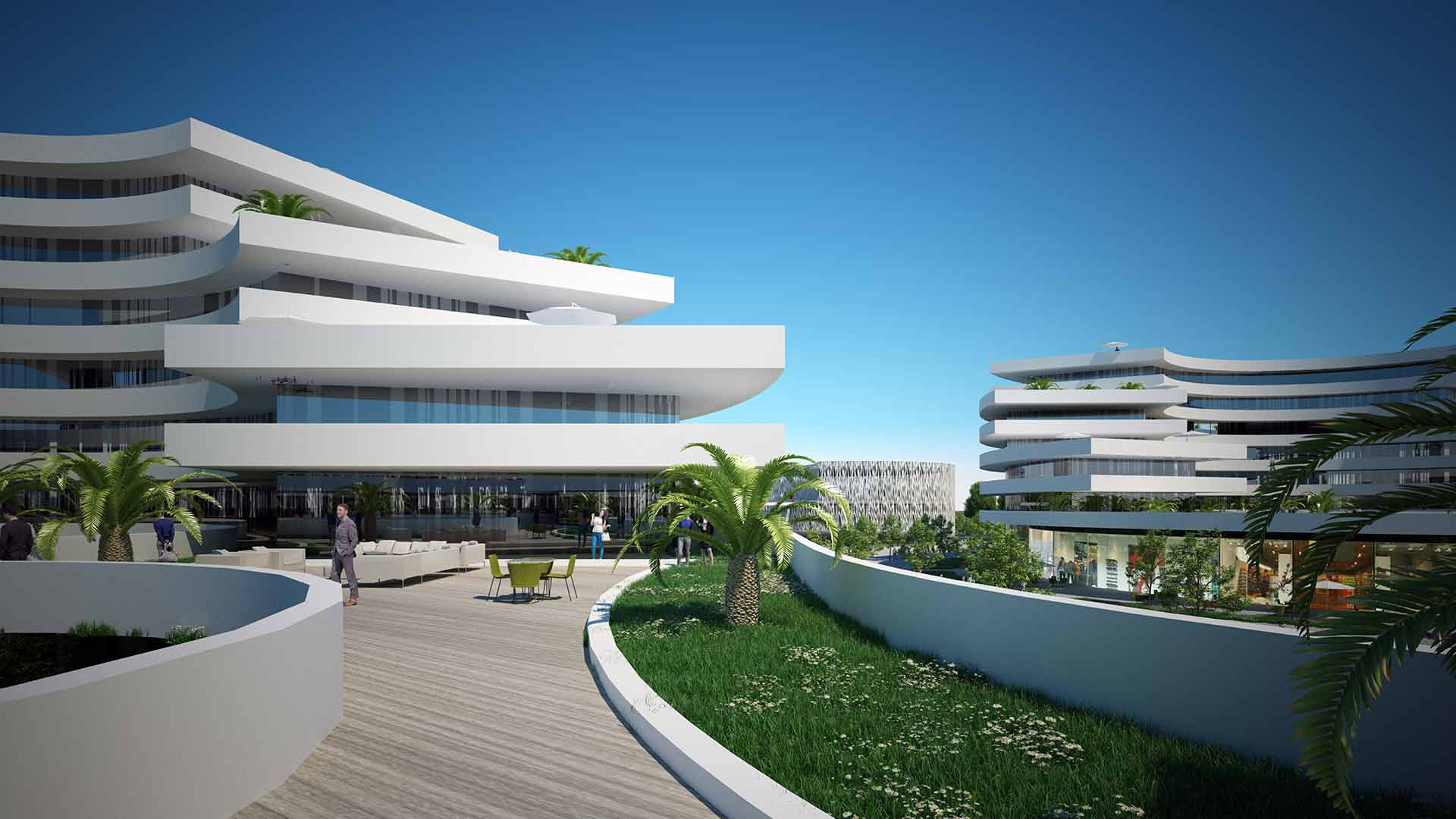 Programme immobilier neuf Iconic