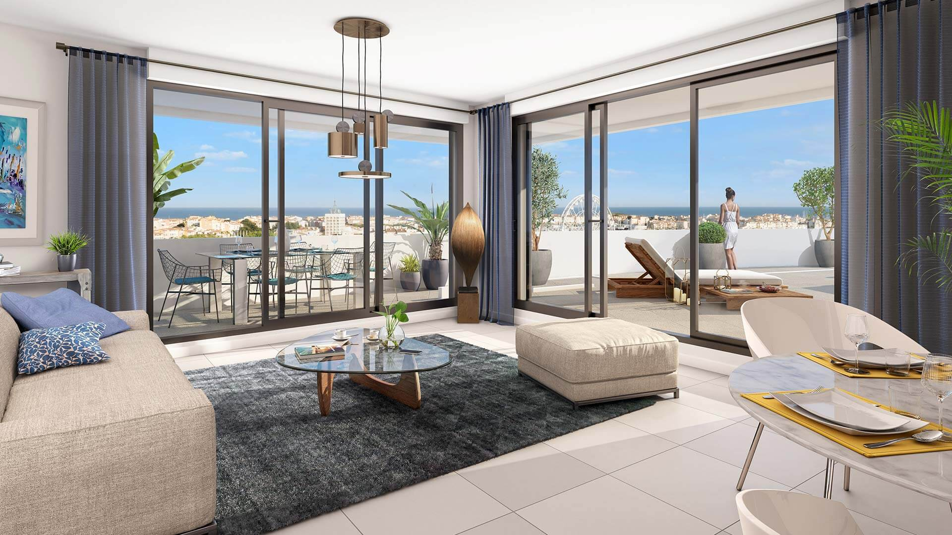 Programme immobilier neuf Iconic 2