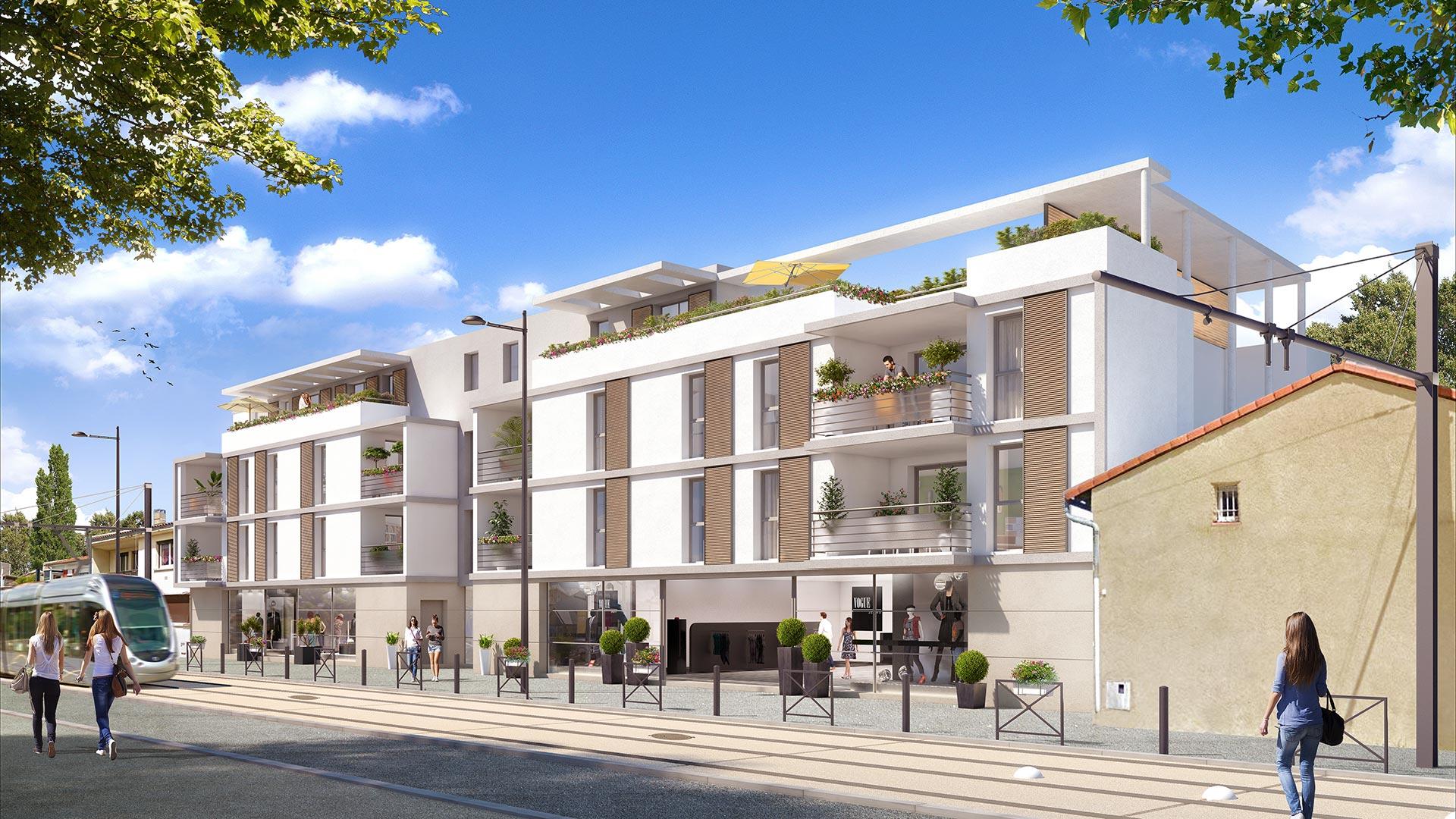 Programme immobilier neuf Le Myra