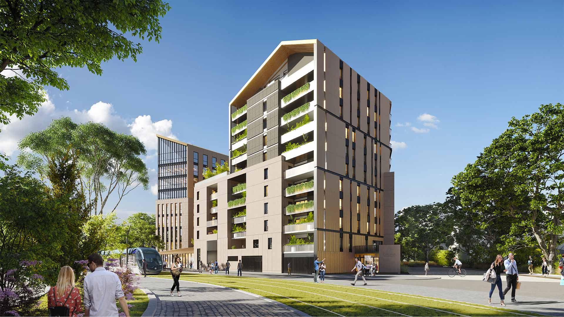 Programme immobilier neuf Tour Silva