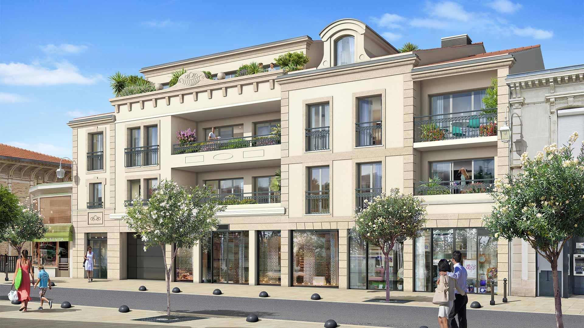 Programme immobilier neuf Villa des Arts