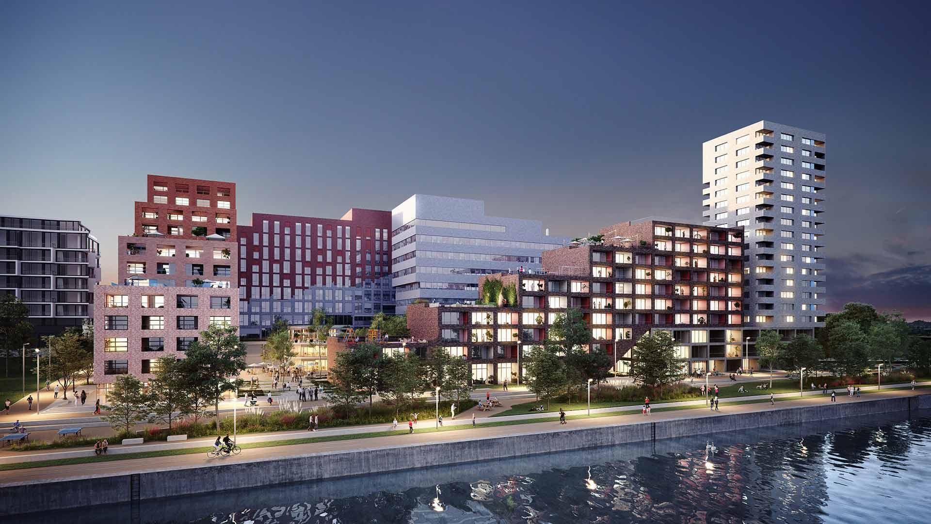 Programme immobilier neuf Quai Starlette