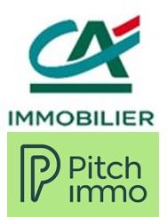 logo de l'agence CREDIT AGRICOLE IMMOBILIER PROMOTION